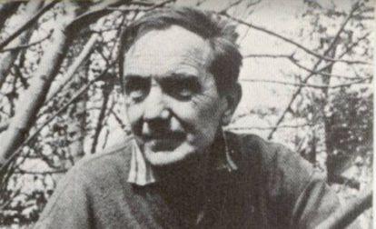 El escritor J. Rodolfo Wilcock.