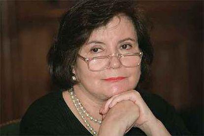 María Mercedes Carranza (1945-2002).