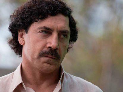 FOTO: Javier Bardem, en 'Loving Pablo'. / VÍDEO: Tráiler de la película.