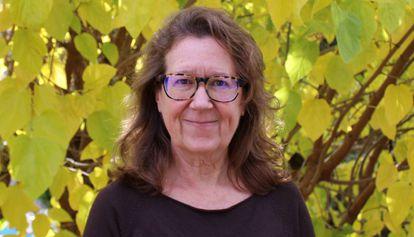 La traductora Ana María Bejarano.