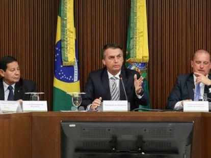 El nuevo presidente de Brasil anuncia un primer paso en su plan de privatizaciones y venderá los inservibles entre los 700.000 inmuebles que posee el Estado