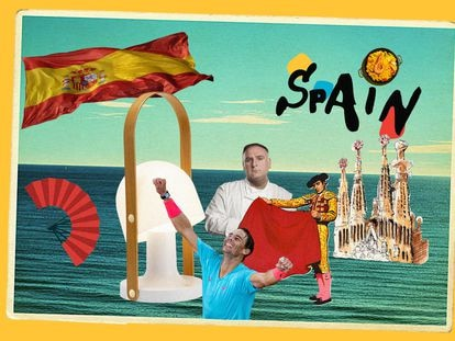 ¿Una flamenca, un chef, un emprendedor, diseño? ¿Qué es España? La pregunta que obsesiona a los españoles no tiene una respuesta clara (y no pasa nada). |