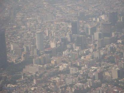 El Distrito Federal.