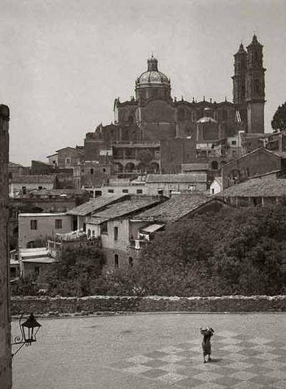 Fotografía sin fecha captada por el escritor mexicano Juan Rulfo (propiedad de Clara Aparicio de Rulfo).