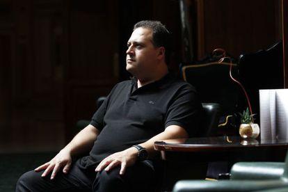 Juan Pablo Escobar, hijo del narco más famoso.
