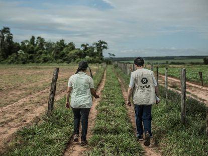 Paraguay es uno de los países en los que Oxfam ha cerrado en los últimos meses su oficina en el país.