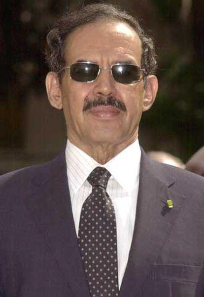 Imagen de archivo del presidente de Mauritania, Mauiya Sid Ahmed Taya en Madrid.