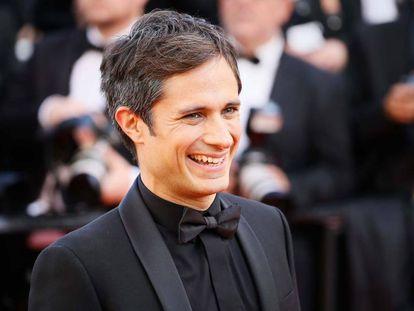 Gael Garcia Bernal, el nuevo Zorro, en el festival de Cannes.