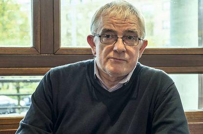 Joxan Rekondo, exalcalde de la localidad por Eusko Alkartasuna.