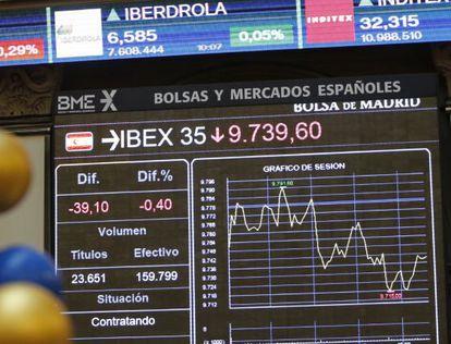 La caída del precio del crudo es uno de los factores que ha deprimido el Ibex35