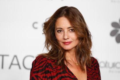 La modelo y presentadora Jose Toledo en una fiesta en octubre de 2019.