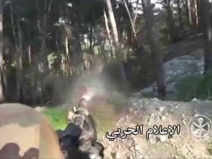 El ISIS disputa al régimen sirio el corredor de Homs