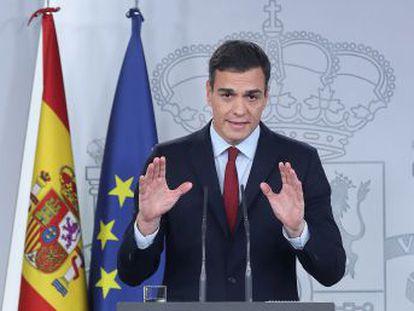 El presidente del Gobierno confirma que a partir de ahora la relación del Peñón con Bruselas  pasará por España