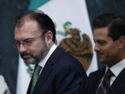 Videgaray será el interlocutor con la presidencia del magnate, que ya ha demostrado ser un enemigo del país vecino