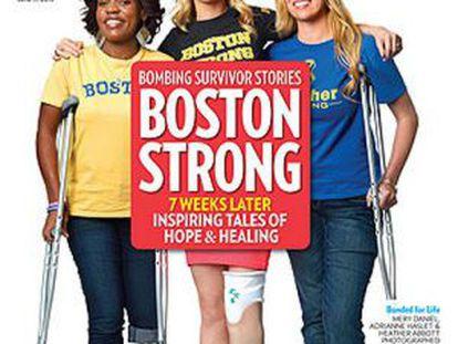 Portada de 'People': Boston es fuerte.