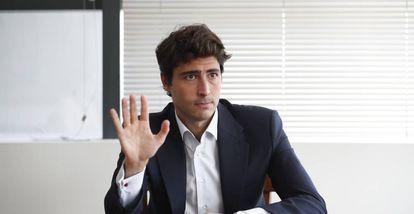 Jaime Siles, vicepresidente del IFM.