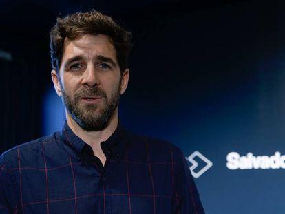 Gonzo, presentador de 'Salvados'.