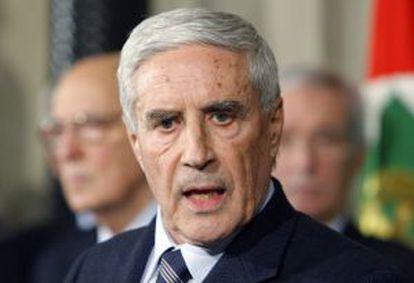 Franco Marini.