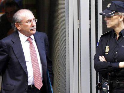 El expresidente de Sacyr, Luis del Rivero. Efe