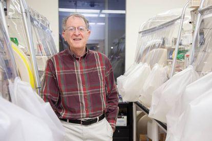 El catedrático de la Universidad de Washington en San Luis, Misouri, Jeffrey Gordon.