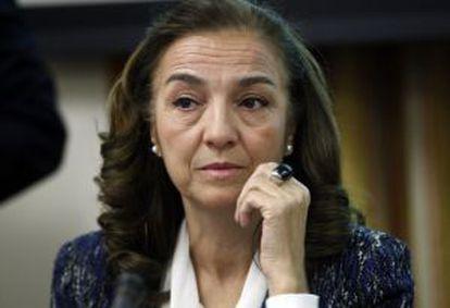 Carmen Vela, secretaria de Estado de Investigación.