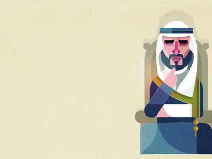 <b>Mohamed Bin Salmán (MBS), de 32 años, hijo del rey Salmán. Heredero e impulsor de un ambicioso plan de reformas. </b> Nunca antes un príncipe saudí ha concentrado tanto poder. A su favor, su empeño modernizador y la potencial sintonía con los dos tercios de los 21 millones de saudíes que tienen menos de 30 años. En su contra, la falta de experiencia en las tareas de gobierno, carencia que sus críticos ligan a cierta impulsividad y precipitación en sus decisiones, en especial la desastrosa guerra en Yemen. Por el camino ha cosechado importantes enemigos incluso dentro de la familia real.
