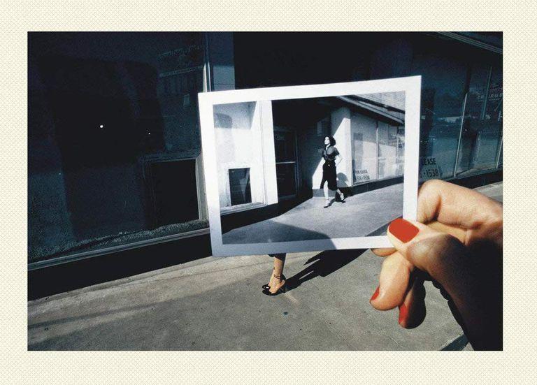 Detalle de la portada de 'On Photographs', de David Campany.