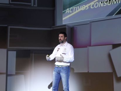 Rodrigo Hilario, director de estrategia de Renfe