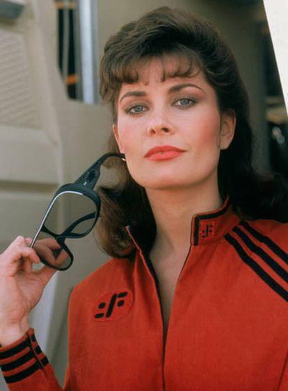 La malvada Diana de la serie 'V'