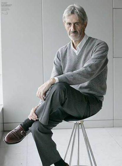Koldo Saratxaga, ex gerente de la empresa Irízar.