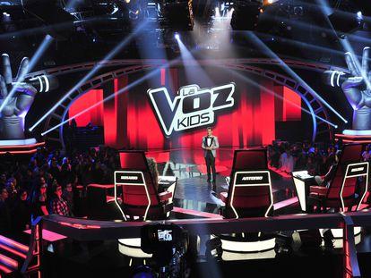 'La Voz Kids' y Melendi el catedrático