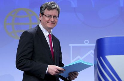 El comisario europeo de Empleo y Asuntos Sociales, Laszlo Andor.