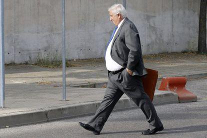 Ex consejero delegado de Caixa Penedès, Ricard Pages.