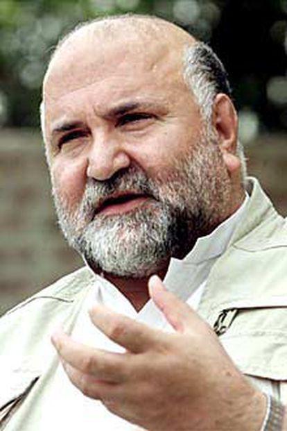 Abdul Haq, veterano combatiente asesinado por los talibanes.