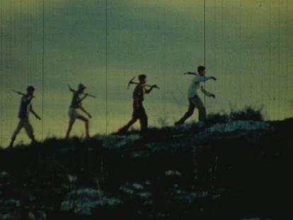 Captura del documental 'Generación Kibbutz' dirigido por Albert Abril.