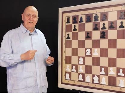 Triple sacrificio de Judit Polgar