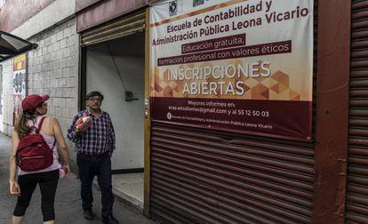Universidad para el Bienestar en Ciudad de México.