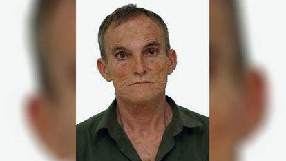 El recluso condenado por secuestro e intento de asesinato Benito O.P.
