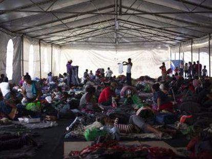 Integrantes de la caravana denuncian el acoso de del crimen con golpizas, secuestros y desapariciones