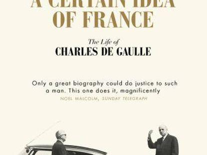Portado del libro 'A Certain Idea Of France'.