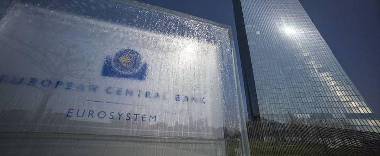 Sede del Banco Central Europeo (BCE), en Fráncfort.
