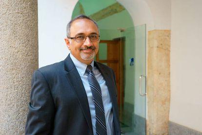 Sanjay Sarma, en la inauguración del curso académico de la IE University School