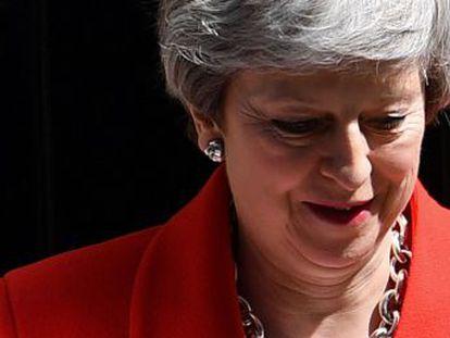 La primera ministra británica expone ante la Cámara  un nuevo acuerdo  mejorado para abandonar la UE