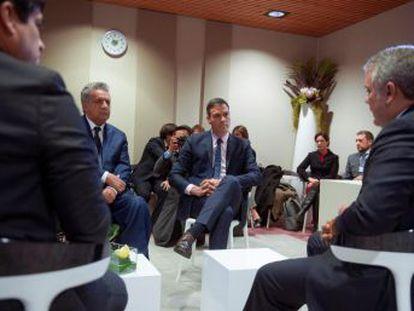 Sánchez ya ha iniciado el camino para aceptar como presidente al líder opositor