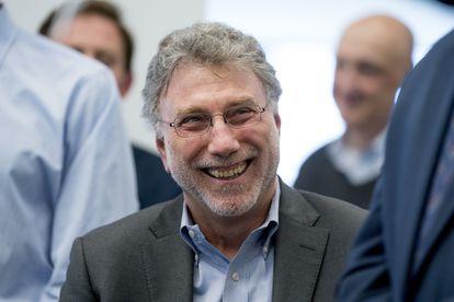 El periodista Martin Baron.