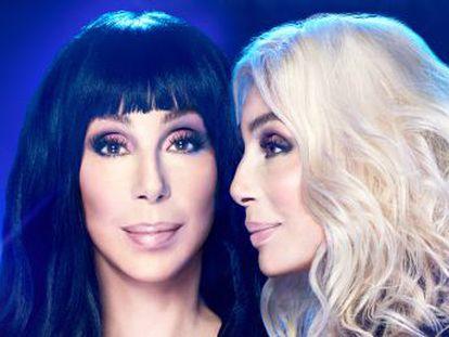 Gimme! Gimme! Gimme!  es el primer sencillo de  Dancing Queen , un disco en el que la diva adapta 10 temas de la banda sueca