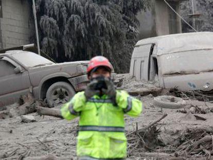 Al menos 69 personas han muerto y miles se han visto afectadas tras la erupción del Volcán de Fuego en Guatemala
