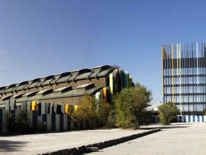 Nave de Boetticher, en Villaverde, donde se celebrará la versión madrileña del Sonar+D