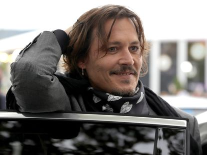 El actor y productor Johnny Depp, en Zurich el pasado octubre.