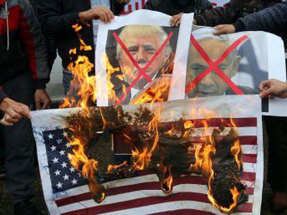 Hamás advierte de que la decisión de Trump sobre la capitalidad de Jerusalén  abre las puertas del infierno
